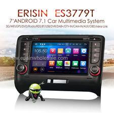 "AUTORADIO 7"" Android 7.1 Quad Core 2Gb 16Gb Audi TT Mk2 Navigatore Gps Wifi /"