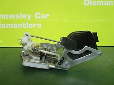 CHEVROLET MATIZ [2005-2011] O/S/R DRIVERS SIDE REAR DOOR LOCK CATCH