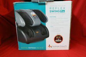 Human Touch 200-REFLEXSP-001 Reflex Swing Pro Foot/Calf/Thigh Massager, NEW #N1
