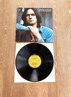 James Taylor Sweet Baby James Warner Folk Rock Vinyl LP Album Record 1970