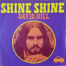 "David Hill - Shine Shine - Vinyl 7"" 45T (Single)"