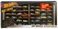 2020 HOT WHEELS EXCLUSIVE 50 CAR Display Case (Does not come with CHEVY GASSER )
