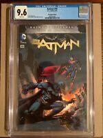 BATMAN #50 (NEW 52) POLY-BAGGED EDITION CGC 9.6 (2016) DC COMICS
