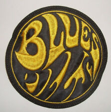 BLUE PILLS  - LOGO Embroidered PATCH Baroness Kadavar Graveyard Orchid Opeth