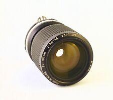 Nikon Zoom NIKKOR 35 105 mm f/ 3.5 - 4.5 Lens