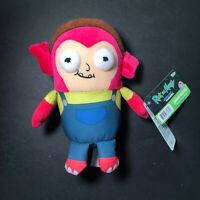 """Rick and Morty - Morty Jr. 6"""" Plush Soft Stuffed Toy Funko Galactic Plushie Doll"""