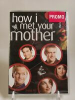 SEASON 3 - HOW I MET YOUR MOTHER Neil Patrick Harris Comedy DVD FACTORY SEALED
