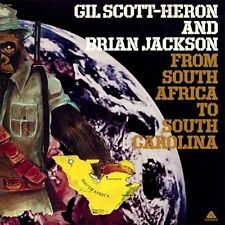 From South Africa To South Carolina by Gil Scott-Heron/Brian Jackson (CD,...