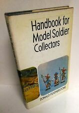 BOOK Military Modeling by Donald Featherstone op 1st Edition 1970 How-to Guide