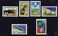 Barbados 1979 Space Projects SG639/44 MNH