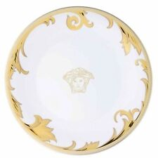 """Authentic Versace Arabesque Gold Service Plate 13"""" NWT"""