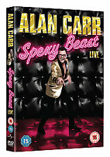 Alan Carr - Sexy Beast live stand up comedy laughter concert feel good cult