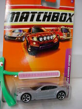 2010/2011 MATCHBOX #1 '10 FISKER KARMA  HYBRID ∞silver Variant∞Sports Cars