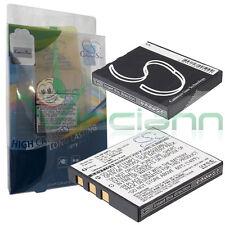 Batteria alta qualità fotocamera NP40 X-Longer per BENQ DC X600 X600 850mAh