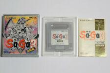 SaGa 3: Jikuu no Hasha (Final Fantasy Legend3) NTSC-J JPJAP GAME BOY GB COMPLETE