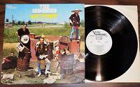 Vintage garage rock lp THE HOMBRES Let it Out 1968 Verve FT-3036 mono promo wlp