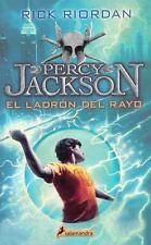 EL LADRON DEL RAYO/ THE LIGHTNING THIEF - RIORDAN, RICK - NEW BOOK