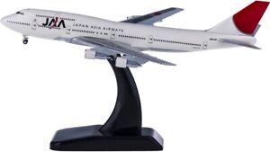 1:500 Hogan JAPAN ASIA AIRWAYS BOEING 747-300 Passenger Airplane Diecast Model