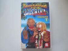 BASSIE & ADRIAAN - OP REIS DOOR AMERIKA - CURACAO - DEEL 1 - VHS