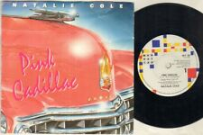 "NATALIE COLE Pink Cadillac  7"" Ps, B/W I Wanna Be That Woman, Mt 35 (Vg/Vg, Viny"