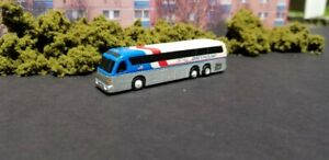Greyhound Bus in N scale by Brucast