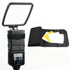 4 in 1 Flash Reflective Bounce Card Diffuser for Canon Nikon Yongnuo Viltrox