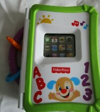 Fisher Price Aptivity storybook reader for ipad/iphone