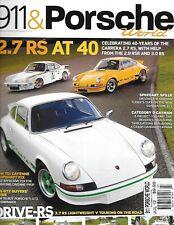 911 And Porsche World Magazine Carrera Speedart D Cayman Cayenne Propshaft 2012