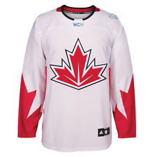 Team Canada 2016 WCH World Cup Of Hockey Men's Premier Replica White 2XL XXL