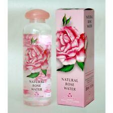 Organic 100% Pure Floral Rose Water /Toner,Cleanser,Moisturizer/Rosa Damask250ml