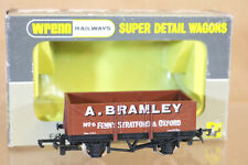 WRENN W5096 FACTORY SAMPLE A BRAMLEY PENNY STRATFORD & OXFORD 5 PLANK WAGON 6 ni