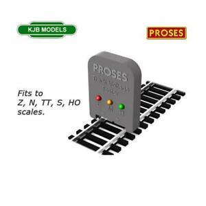 BNIB HO / OO / N / Z Gauge PROSES VT-001 Track Voltage Tester