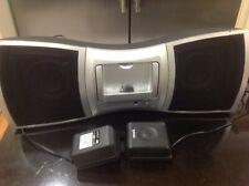XM Delphi SA10201 Boombox Satellite Radio w/  Antenna + AC