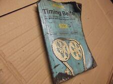 AUTODATA Cinghia Di Distribuzione LIBRO 1974-94 (ben utilizzato).... 1300+ CITROEN parti in negozio