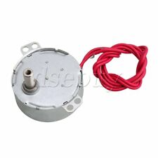 AC 5V 10-12RPM Synchronous Motor Speed Rotatory Geared Box2-2.