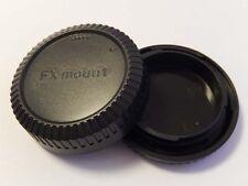 Juego de tapas FX-System para Fuji X-Pro1 X-T1 X-T 1