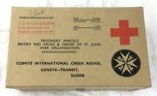 Red Cross & St. John's Ambulance War Organisation Prisoner's POW WWII Box 1977