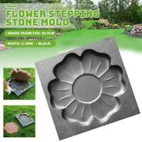 1X Stepping Stone Mold Pavement Mold Concrete Cement Hot Mould Sale Garden A5K0