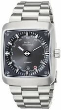 ZODIAC ASTROGRAPHIC Swiss Made Automatic Gray Dial Men's Watch Stainless ZO6602