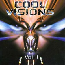 Cool Visions 1-Future Beats of Coolmusic (1997) Space Indians, Damudi, Ma.. [CD]