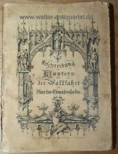 Beschreibung des Klosters und der Wallfahrt zu Maria-Einsiedeln 1858 12 Tafeln