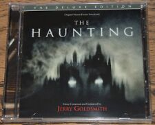 THE HAUNTING THE DELUXE EDITION JERRY GOLDSMITH VARESE SARABANDE SENT FROM UK