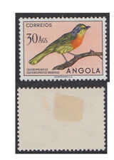 Angola 1951 Birds 30a Shrike (SG 479) mm