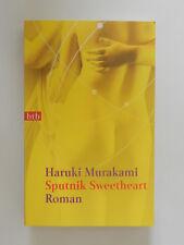 Haruki Murakami Sputnik Sweetheart Roman