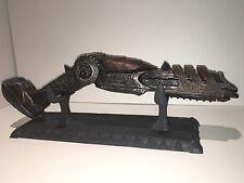 Alien vs PREDATOR weapon movie prop PLASMA CANNON unfinished resin Full size