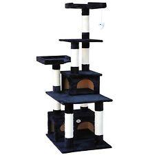 Go Pet Club 67-inch Condo Cat Tree Scratcher