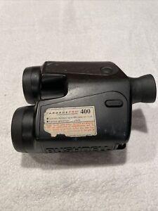 Bushnell Yardage Pro 400 - Laser Ranging System Tested *Read Description*