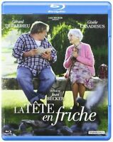 Blu Ray : La tête en friche - Depardieu - NEUF