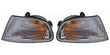 92-95 HONDA Civic EG HatchBack Corner Lights CLEAR 3DR