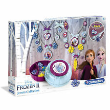 Die Eiskönigin Schmuck basteln Armbänder Ketten Kinderschmuck Disney Frozen